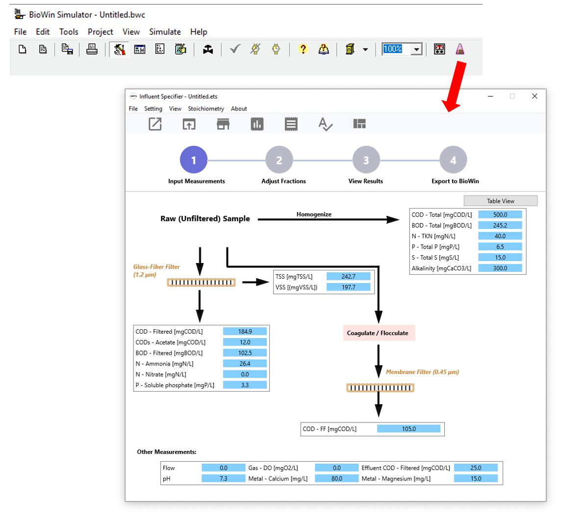 Upgrading to BioWin 6 0 « EnviroSim